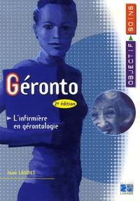 Jean Laudet - Géronto - L'infirmière en gérontologie.