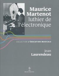Deedr.fr Maurice Martenot, luthier de l'électronique Image