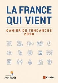 Jean-Laurent Cassely et Thierry Germain - La France qui vient - Cahier de tendances.