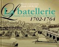 """Jean Lavigne - La batellerie de Loire """"haute"""" du Gerbier de Jonc au Roannais (1702-1764)."""