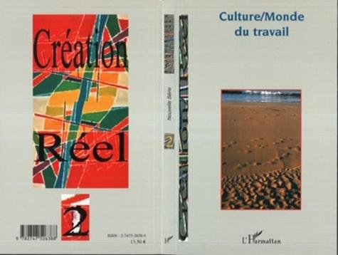 Jean Lefranc et Jean-Claude Tollet - Culture/Monde du travail.
