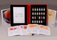 Le Nez du vin Duo- Les vins blancs et vins rouges, avec 24 arômes - Jean Lenoir |