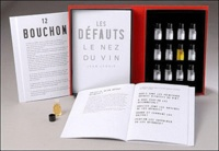 Galabria.be Les défauts, Le Nez du vin - Avec 12 arômes Image