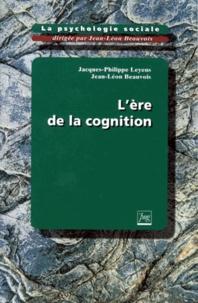 Jean-Léon Beauvois et Jacques-Philippe Leyens - .