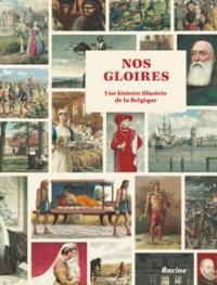Checkpointfrance.fr Nos gloires - Une histoire illustrée de la Belgique Image