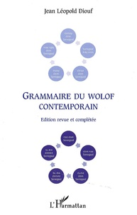 Grammaire du wolof contemporain - Jean Léopold Diouf pdf epub