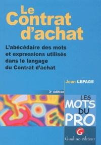 Jean Lepage - .