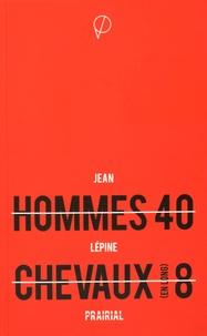 Jean Lépine - Hommes 40 - Chevaux (en long) 8.