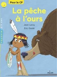 Jean Leroy - La pêche à l'ours.