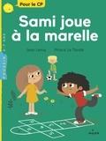 Jean Leroy et Prisca Le Tandé - Sami joue à la marelle.