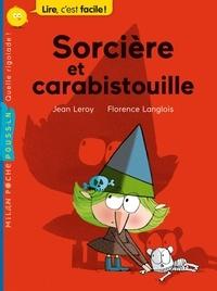 Jean Leroy - Sorcière et carabistouille.