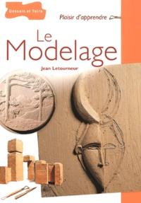 Jean Letourneur - Le Modelage.
