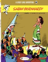 Jean Léturgie et  Morris - A Lucky Luke Adventure Tome 63 : Sarah Bernardt.