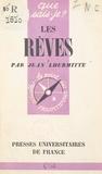 Jean Lhermitte et Paul Angoulvent - Les rêves.