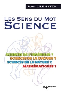 Jean Lilensten - Les Sens du Mot SCIENCE.