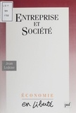 Jean Lojkine - Entreprise et société.