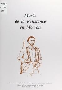 Jean Longhi et Lionel Pierdon - Musée de la Résistance en Morvan.