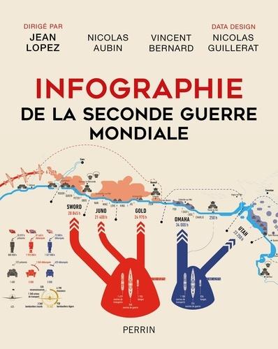 Infographie de la Seconde Guerre mondiale - Jean Lopez, Nicolas Aubin, Vincent Bernard, Nicolas Guillerat - Format PDF - 9782262079246 - 18,99 €