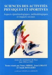 Sciences des activités physiques et sportives - Aspects épistémologiques, méthodologiques et impacts sociaux.pdf