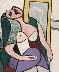 Jean-Louis Andral et Ina Conzen - Picasso dans la collection Nahmad.