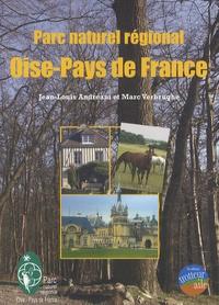 Jean-Louis Andreani et Marc Verbrughe - Parc naturel régional Oise-Pays de France.
