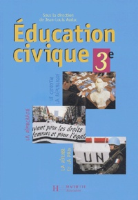 Jean-Louis Auduc - Education civique 3ème.