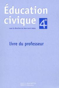 Education civique 4ème. Livre du professeur.pdf