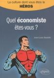 Jean-Louis Badufle - Quel économiste êtes-vous ?.