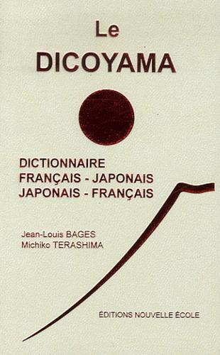 Le Dicoyama Dictionnaire Francais Japonais Et Japonais Francais
