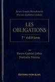 Jean-Louis Baudouin et Pierre-Gabriel Jobin - Les obligations.