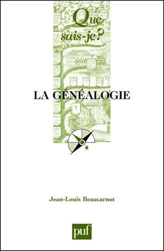 La généalogie 3e édition