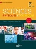 Jean-Louis Berducou et Jean-Claude Larrieu-Lacoste - Sciences physiques et chimiques 2de Bac Pro.