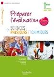 Jean-Louis Berducou et Jean-Pierre Durandeau - Sciences physiques et chimiques Term Pro - Préparer l'évaluation.