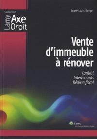 Deedr.fr Vente d'immeuble à rénover - Contrat, intervenants, régime fiscal Image