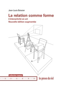 Jean-Louis Boissier - La relation comme forme - L'interactivité en art. 1 Cédérom