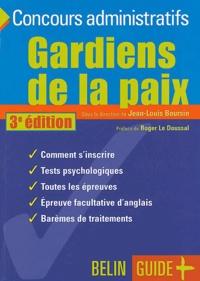 Jean-Louis Boursin - Concours administratifs Gardiens de la paix.