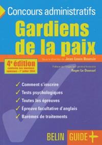 Jean-Louis Boursin - Gardiens de la paix.