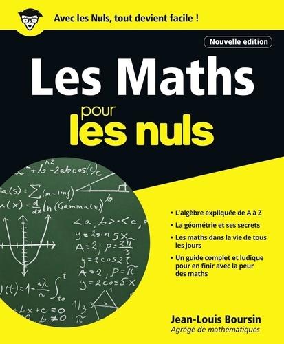 Les Maths pour les nuls 2e édition