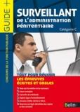 Jean-Louis Boursin - Surveillant de l'administration pénitentiaire - Catégorie C.