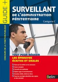 Surveillant de ladministration pénitentiaire - Catégorie C.pdf