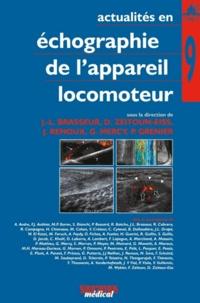Actualités en échographie de lappareil locomoteur - Tome 9.pdf
