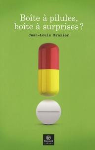 Accentsonline.fr Boîte à pilules, boîte à surprises ? Image