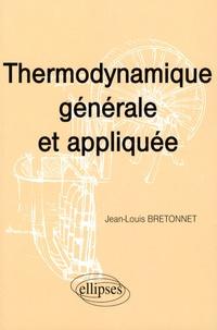 Thermodynamique générale et appliquée.pdf