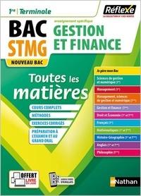 Jean-Louis Carnat et Adrien David - Gestion et Finance 1re/Tle STMG - Toutes les matières.