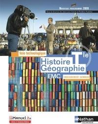 Jean-Louis Carnat et Frédéric Fouletier - Histoire Géographie EMC TLE.