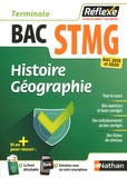 Jean-Louis Carnat et Alexandra Monot - Histoire Géographie Tle Bac STMG.