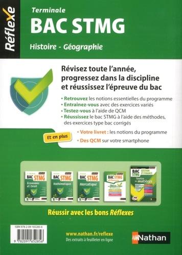 Histoire Géographie Tle Bac STMG  Edition 2019