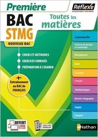 Jean-Louis Carnat et Adrien David - Toutes les matières 1re STMG.
