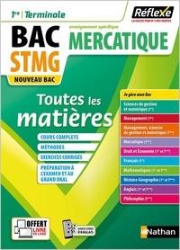 Jean-Louis Carnat et Adrien David - Toutes les matières 1re Tle BAC STMG enseignement spécifique Mercatique.