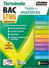 Jean-Louis Carnat et Caroline Bayle - Toutes les matières Tle Bac STMG.